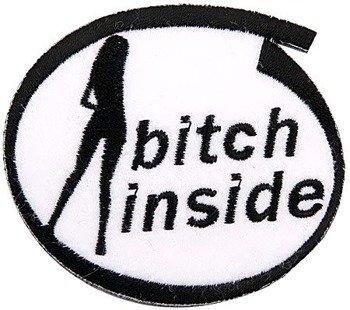 naszywka termiczna BITCH INSIDE (EP.487)