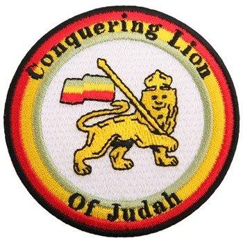 naszywka termiczna CONQUERING LION OF JUDAH (EP.204)