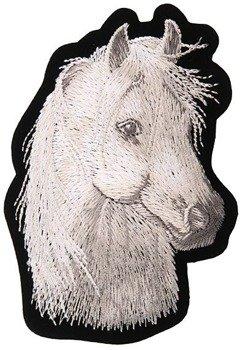 naszywka termiczna NATIVE AMERICAN - WHITE HORSE (EP.367)