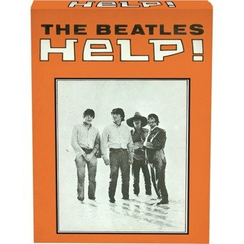 notes THE BEATLES - HELP !  A7 gładki