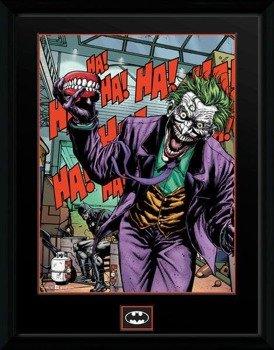 obraz w ramie DC COMICS - JOKER TEETH