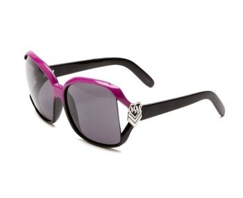 okulary damskie METAL MULISHA - MOVE OVER