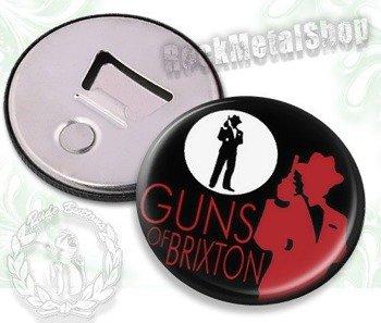 otwieracz do piwa GUNS OF BRIXTON
