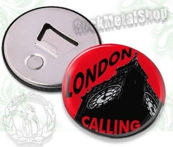 otwieracz do piwa LONDON CALLING