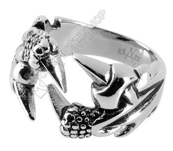 pierścień CLAWS