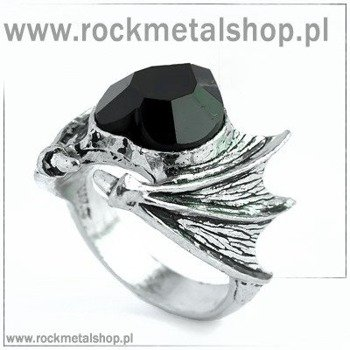 pierścień DRACO BLACKHEART