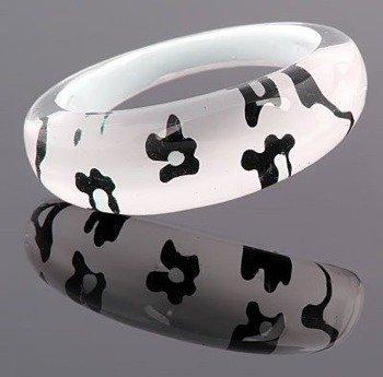 pierścień FLORAL