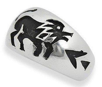pierścień LION