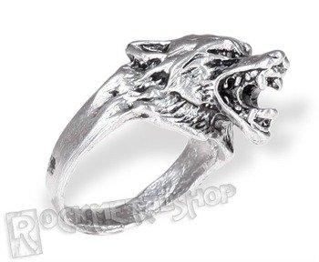 pierścień WOLF