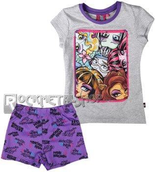 piżama dziecięca MONSTER HIGH - STARING EYES dla dziewczynki
