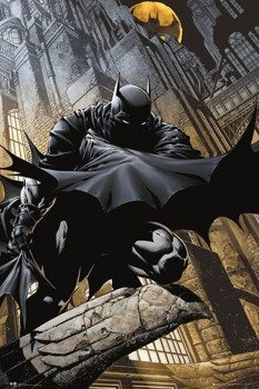 plakat BATMAN COMIC - STALKER