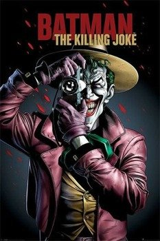 plakat BATMAN - THE KILLING JOKE COVER