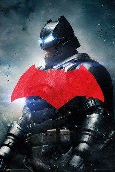 plakat BATMAN VS SUPERMAN - BATMAN SOLO