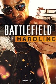 plakat BATTLEFIELD HARDLINE - COVER