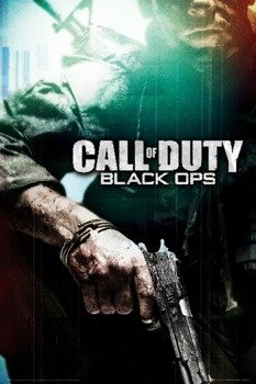 plakat CALL OF DUTY BLACK OPS
