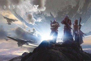 plakat DESTINY - TRIO LANDSCAPE