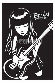 plakat EMILY THE STRANGE - GUITAR