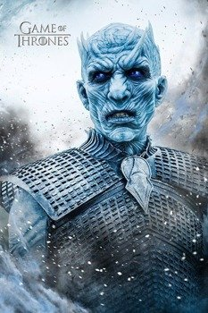 plakat GAME OF THRONES - NIGHT KING