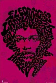 plakat JIMI HENDRIX