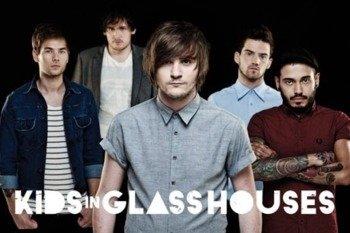plakat KIDS IN GLASS HOUSES - ARTBREAKER