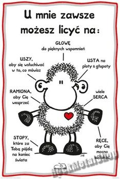 plakat SHEEPWORLD