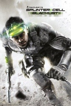 plakat SPLINTER CELL - COVER