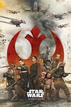 plakat STAR WARS - REBELS