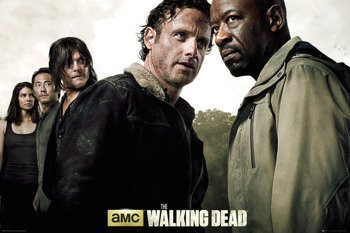 plakat WALKING DEAD - SEASON 6