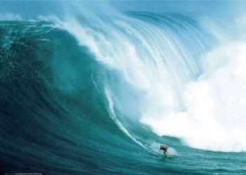 plakat WAVE RIDER