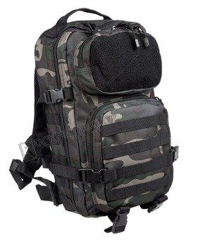 plecak taktyczny US COOPER PATCH DARK CAMO, 25 litrów