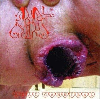 płyta CD: ANAL GRIND - ANAL CANNIBAL