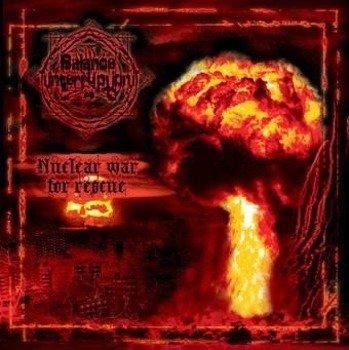 płyta CD: BALANCE INTERRUPTION - NUCLEAR WAR FOR RESCUE