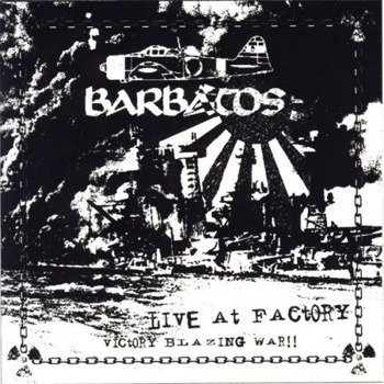 płyta CD: BARBATOS - LIVE AT FACTORY