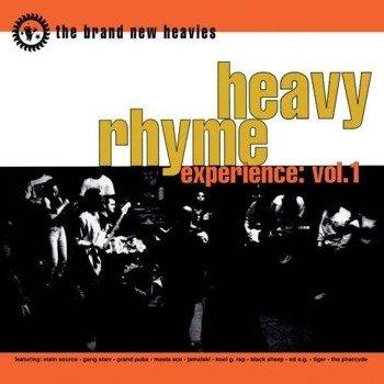 płyta CD: BRAND NEW HEAVIES - HEAVY RHYME EXPERIENCE, VOL. 1