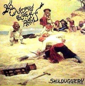 płyta CD: CAULDRON BLACK RAM - SKULDUGGERY