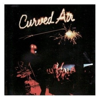 płyta CD: CURVED AIR - LIVE
