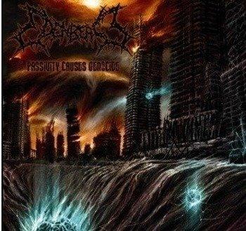 płyta CD: EDEN BEAST - PASSIVITY CAUSES GENOCIDE