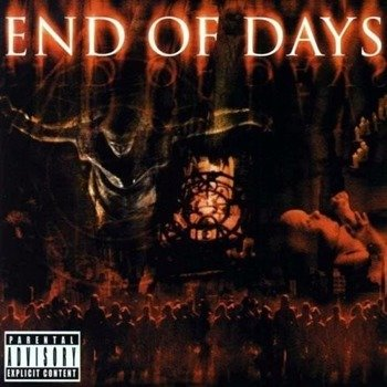 płyta CD: END OF DAYS - VARIOUS ARTISTS / SOUNDTRACKS / OST 1999
