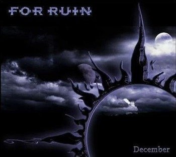 płyta CD: FOR RUIN - DECEMBER
