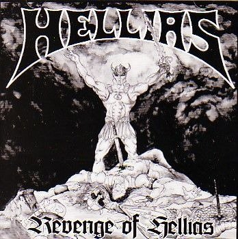 płyta CD: HELLIAS - REVENGE OF HELLIAS