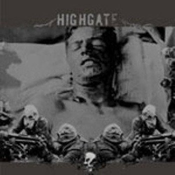 płyta CD: HIGHGATE - HIGHGATE