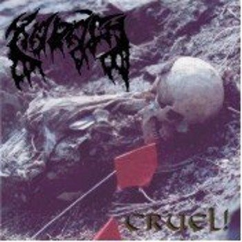 płyta CD: KADATH (GER) - CRUEL!