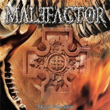 płyta CD: MALEFACTOR - DEATH FALLS SILENT