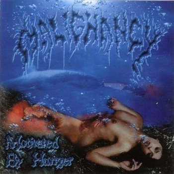 płyta CD: MALIGNANCY (USA) - MOTIVATED BY HUNGER