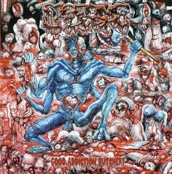 płyta CD: MELTING FLESH - GOOD ADDICTION BUTCHERY