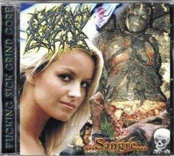 płyta CD: OXIDISED RAZOR - ...CARNE...SANGRE...