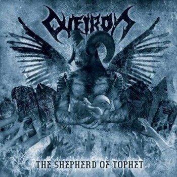 płyta CD: QUEIRON - THE SHEPHERD OF TOPHET