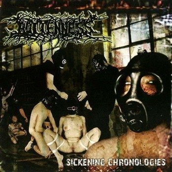 płyta CD: ROTTENNESS - SICKENING CHRONOLOGIES