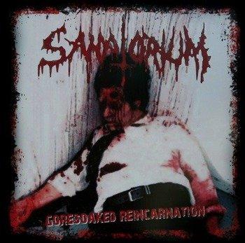 płyta CD: SANATORIUM - GORESOAKED REINCARNATION