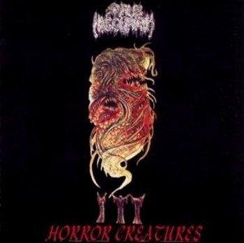 płyta CD: SHUB NIGGURATH – HORROR CREATURES